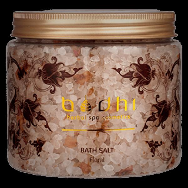 bath salt floral