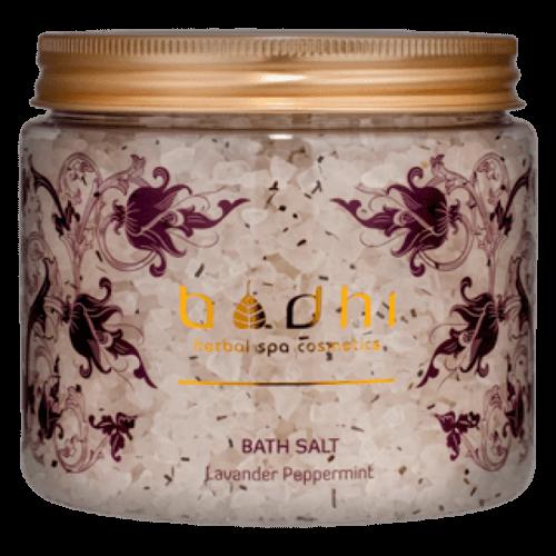 bath salt peppermint lavender
