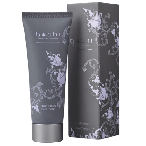 hand cream floral therapy