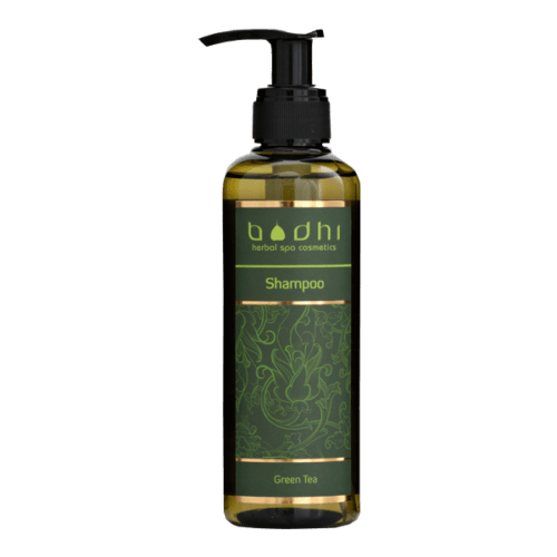 shampoo green tea