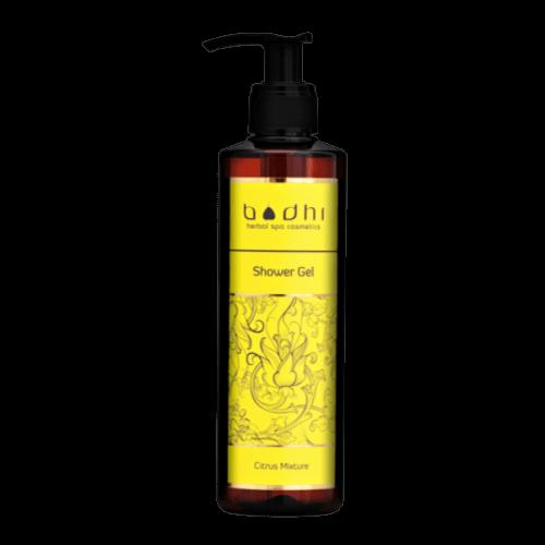 shower gel citrus mixture