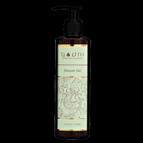 shower gel coconut vanilla