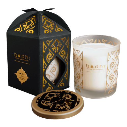 bodhi aroma candle