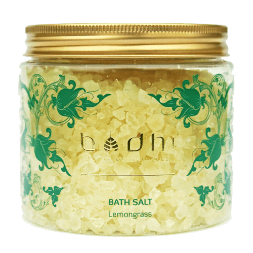 bath salt lemongrass